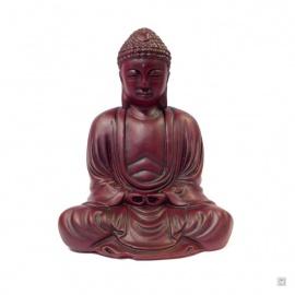 Bouddha de KAMAKURA en résine marron (h15cm)