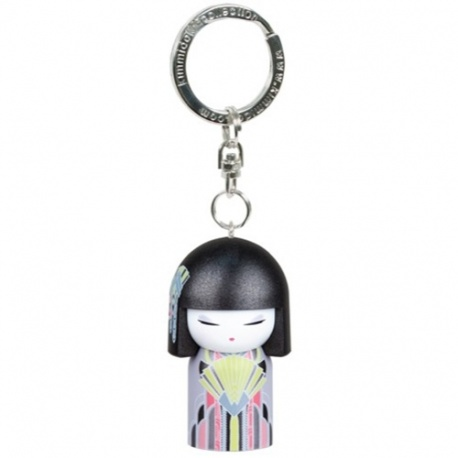 Porte-clés Kimmidoll SAEKO (L'éclat de l'enfance)