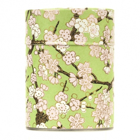 Chazutsu yuzen SAKURA vert (150gr)