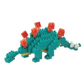nanoblock mini STéGOSAURE
