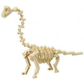 nanoblock mini squelettes de BRAChiOSAURE