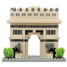 nanoblock monument ARC de TRiOMPhE (France)