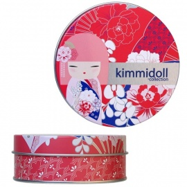 Bougie parfumée eau de rose & litchi Kimmidoll TAMAKi (Aimé)