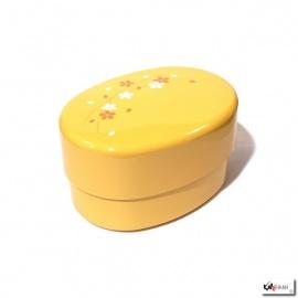 Bento FLEURS de CERiSiER jaune 540ml