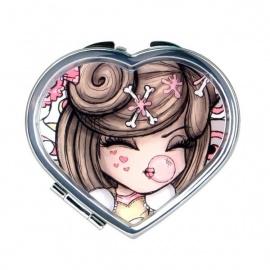 Miroir de poche Kimmidoll Love YUMi YUMi