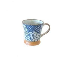 Mug en céramique japonaise PATChWORK 25cl