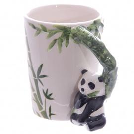 Mug anse PANdA en porcelaine
