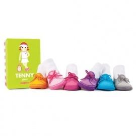 6 chaussettes pour bébé assortis PiXiES PASTEL (0 à 12 mois)