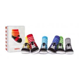 6 chaussettes pour bébé assortis CAMERON'S (0 à 12 mois)