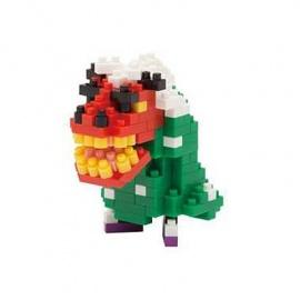 nanoblock mini ShiShiMAi (Lion du noulel an)