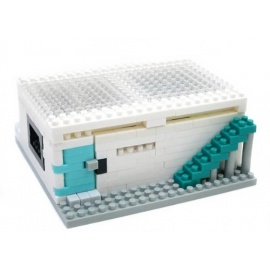 nanoblock monument STUdiO (Japon)
