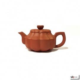 Verseuse CANNELéE en terre-cuite de Yi-Xing