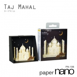 paper nano TAJ MAhAL (Inde)