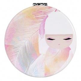 Miroir de poche Kimmidoll MiZUYO (Tendresse)