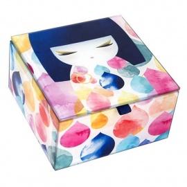 Boîte à bijoux en verre Kimmidoll MihOKO (Créativité)