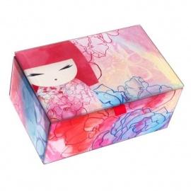 Boîte à bijoux en verre Kimmidoll YUKA (Générosité)