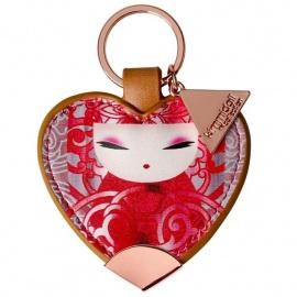 Porte-clés coeur strap Kimmidoll YOKA (Energie)