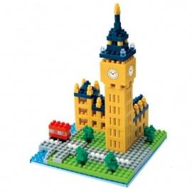 nanoblock monument BiG BEN (Angleterre) (+ de 460 pièces)