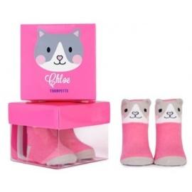 6 chaussettes pour bébé assortis MY LiTTLE CUPCAKE (0 à 12 mois)