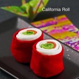 Chaussettes SUShi california roll (extensible de t34 à t42)