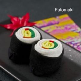 Chaussettes SUShi futomaki (太巻き) extensible de t34 à t42