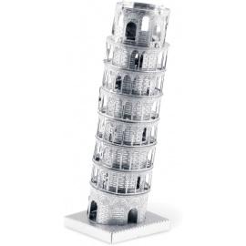 Miniature à monter en métal TOUR de PiSE (h6.1cm)