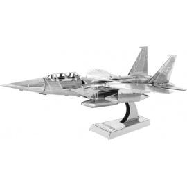 Miniature à monter en métal AViON de ChASSE F-15 EAGLE (L8.7cm)