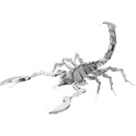 Miniature à monter en métal SCORPiON (L11.9cm)