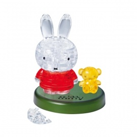Crystal Puzzle 3D MiFFY (38 pièces)