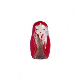 Magnet BABUShKA by kimmidoll 5cm (rouge)