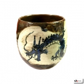 Tasse DRAGON en céramique