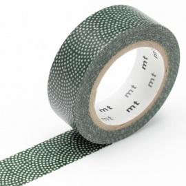 masking tape déco samekomon ai (peau de raie bleu) 15mm*10m