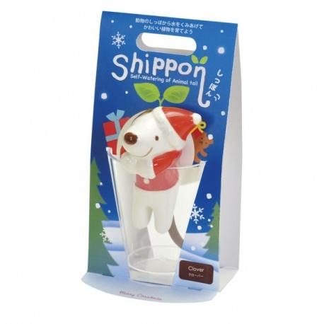 Shippon Noël ChiEN (Trèfle)