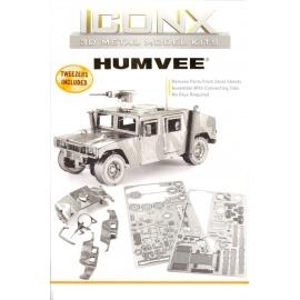 Miniature à monter en métal HUMVEE (h8cm)