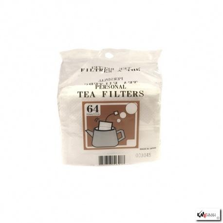 Sachet pour le thé en papier (L9.5xh7cm)