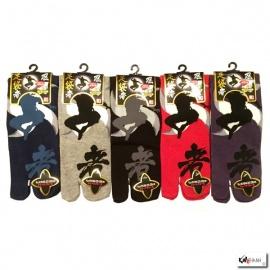 Chaussettes à orteil japonaises NiNJA (extensible t39 à t44)