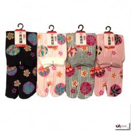 Chaussettes à orteil japonaises TEMARi (extensible t34 à t39)