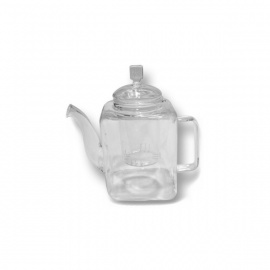 Théière & filtre en verre ELEGANCE 0.50L