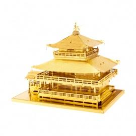 Miniature à monter en métal KiNKAKU-Ji (h6.5cm)