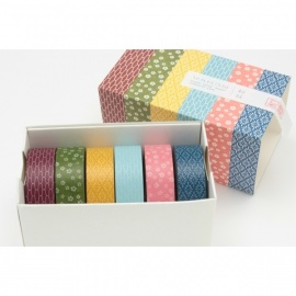 masking tape 6P WAMON 15mm*10m (x6)