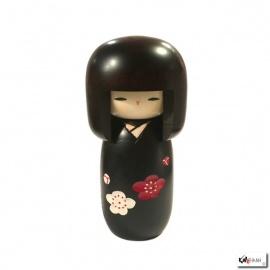 Kokeshi SAChInoHANA (h15cm)