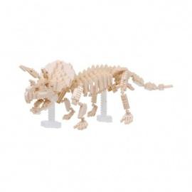 nanoblock Squelette TRiCéRATOPS