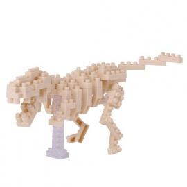 nanoblock mini T-REX Squelette