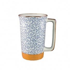 Mug en céramique japonaise KUMO 50cl