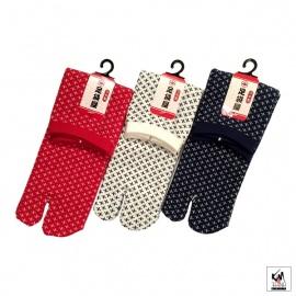 Chaussettes à orteil japonaises CROiX (extensible t34 à t39)