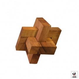 Casse-tête en bois FUji
