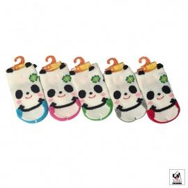 Chaussettes pour bébé PANdA TRèFLE (extensible 3 à 24 mois)