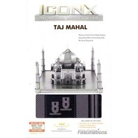 Miniature à monter en métal TAJ MAhAL (h6.4cm)