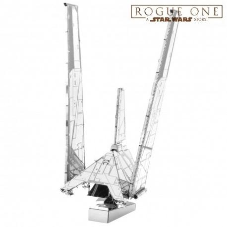 Miniature à monter en métal Star Wars NAVETTE iMPéRiALE de KRENNiC (h11.6)