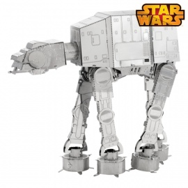 Miniature à monter en métal Star Wars WALKER AT-AT (L7cm)